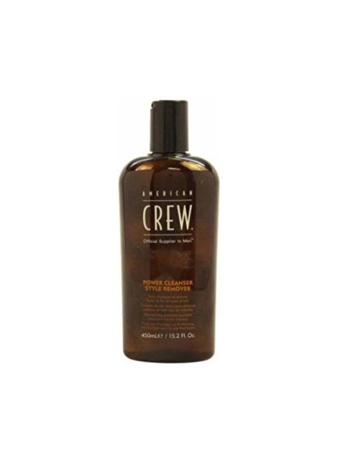 American Crew Derinlemesine Temizlik Şampuanı 450 Ml Renksiz